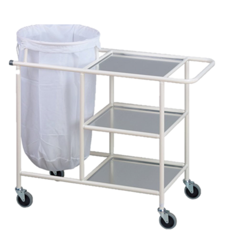 Chepstow Linen Trolley with Nylon Bag