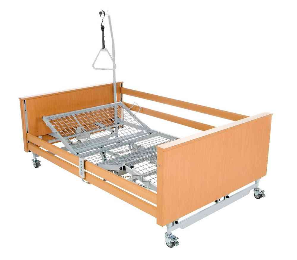 Nexus Pro-Bario Bariatric Care Bed - Arden Care Supplies