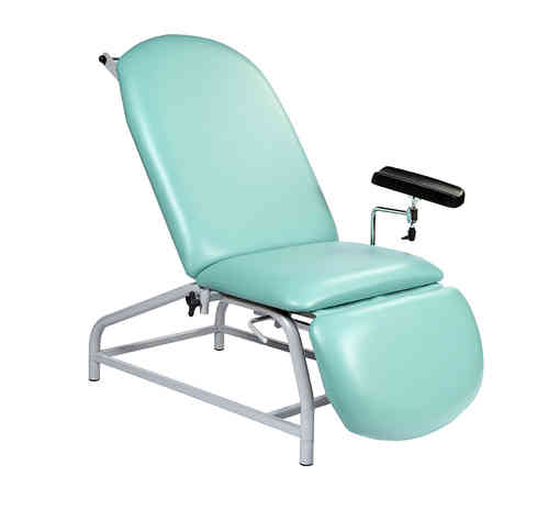 Sunflower Medical Fixed Height Phlebotomy Chair with Adjustable Feet
