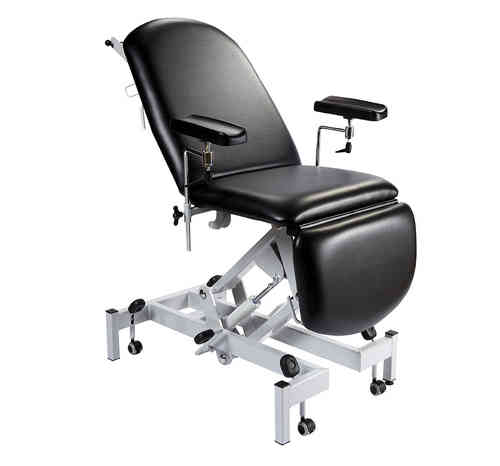 Sunflower Medical Fushion Phlebotomy Chair with Hydraulic Height Adjustment