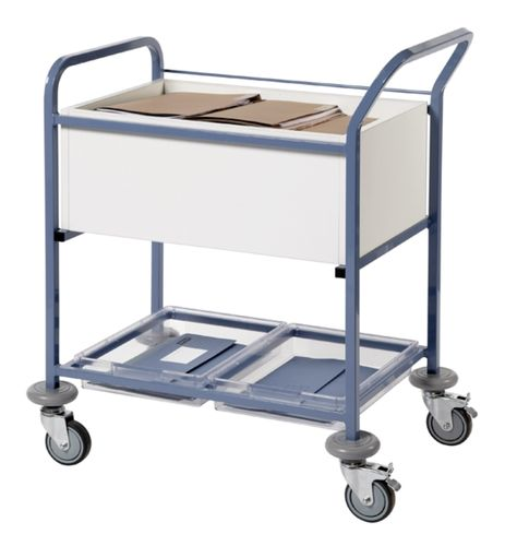 Sun-MRTT1 Records Transfer Trolley - Open