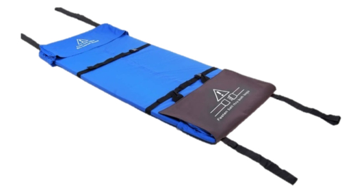 Evacuation Sledge for Active Mattresses