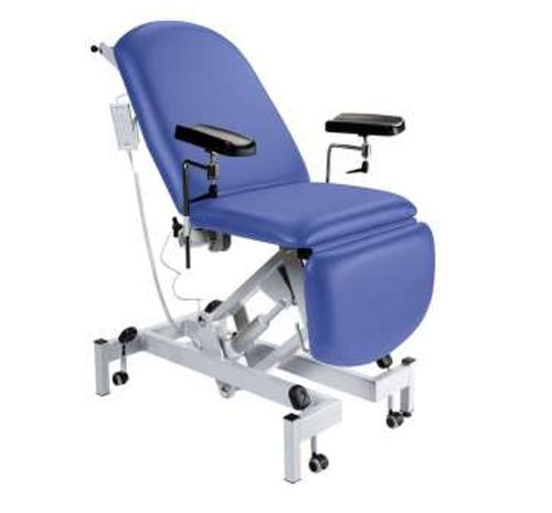 Sunflower Medical Fushion Phlebotomy Chair with Electric Height Adjustment
