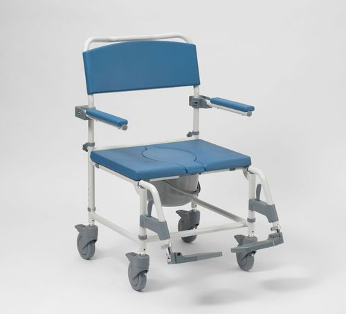 Aston Shower / Commode Chair (Heavy Duty)