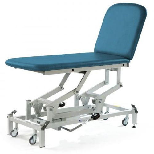 Medicare 2 Section Couch-Hydraulic