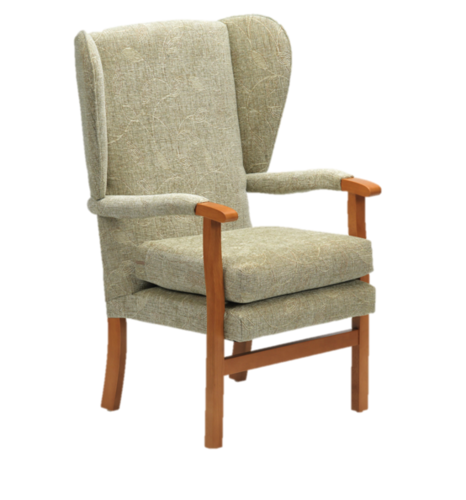 Jubilee Fireside Chair- Sage