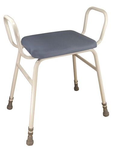Aidapt Astral Perching Stool with Arms