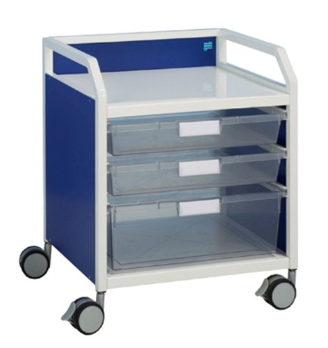 Howarth 3 Trolley ( Newbury Blue)