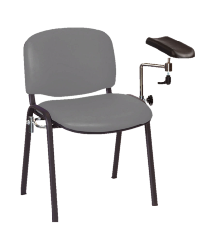 Sunflower Medical Phlebotomy Chair in Vinyl Upholstery
