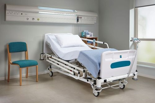 INNOV8 IQ Ward Bed with Standard Side Rails