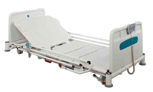 INNOV8 LOW Ward Bed with Standard Side Rails