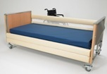 Bed Side Rails and Pads