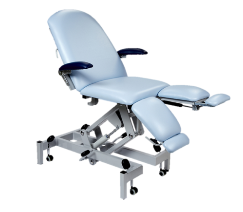 Sunflower Medical Podiatry Chair Hydraulic Height Adjustment