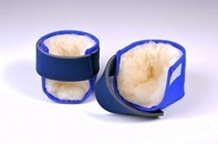 Medical Fleece and Heel Pads