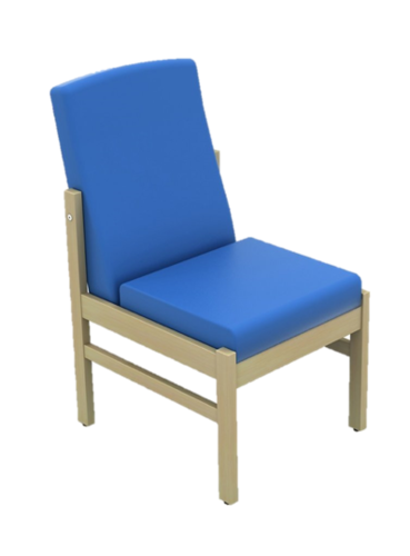 Atlas Low Back Patient Side Chair in Vinyl