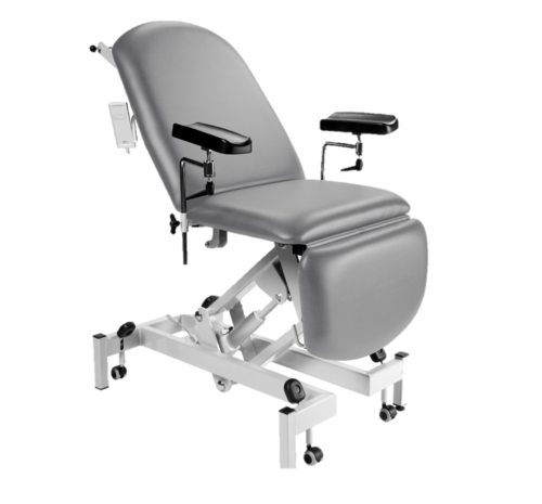 Sunflower Medical Fusion Phlebotomy Chair with Electric Height Adjustment