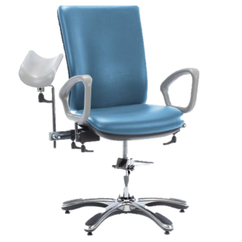 Seers Medical Hydraulic Height Adjustable Phlebotomy Chair