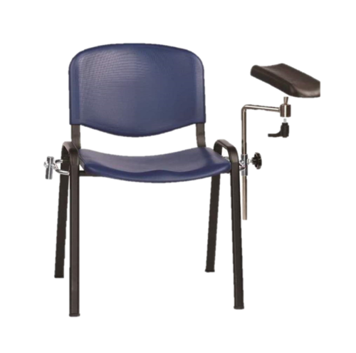 Sunflower Medical Phlebotomy Chair - Moulded Seat