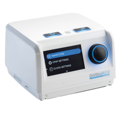 Devilbiss Blue-Standard Plus CPAP Machine